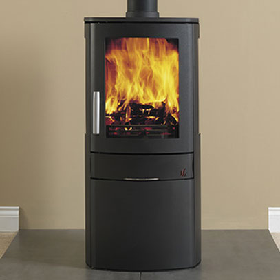 Acr Neo 1 Contemporary Multi Fuel Stove 5kw