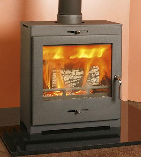 Bohemia X60 Cube Wood Burning And Multi Fuel Stove 6 8kw