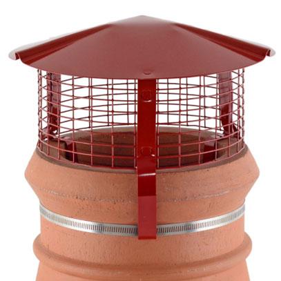 Brewer Birdguard Gas Terracotta