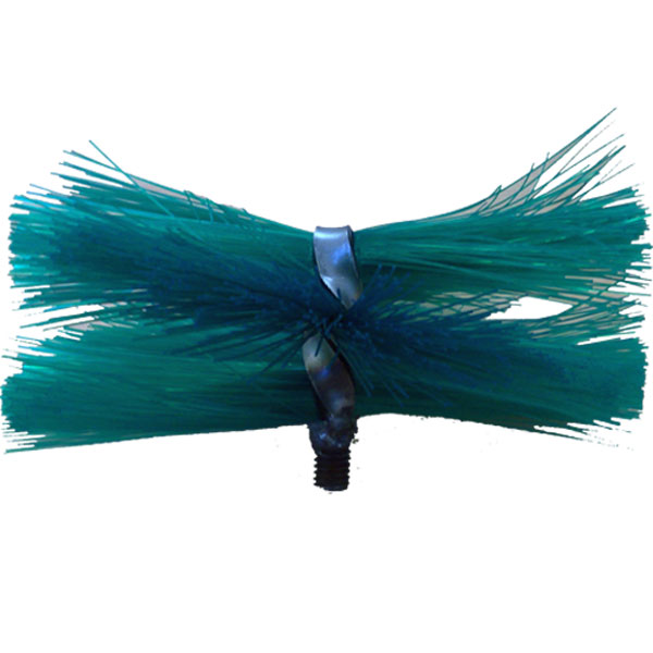 Chimney Flue Liner Sweeping Brush 125mm 5 Inch