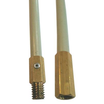Chimney Sweeping Rod Flexible Nylon 1 5 Metre