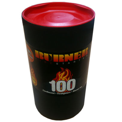 Burner Firestarters - Barrel 100