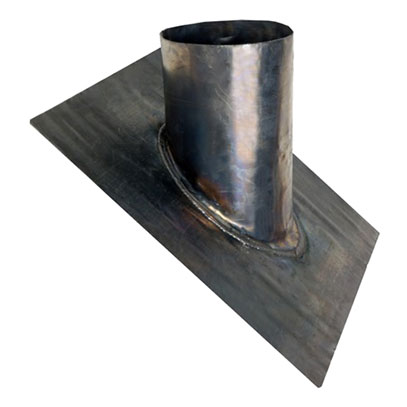 Lead Pipe Flashing 225mm 9 Inch Diameter Pipe