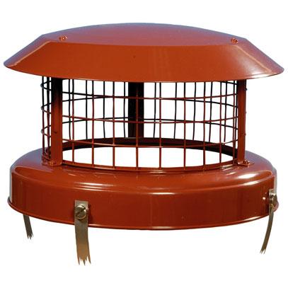 Brewer Birdguard Solid Fuel Terracotta