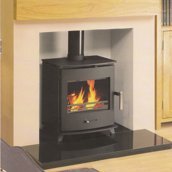 Newbourne 40fs Ecodesign Wood Burning And Multi Fuel Stove