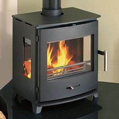 Newbourne 60fs Panorama Wood Burning And Multi Fuel Stove