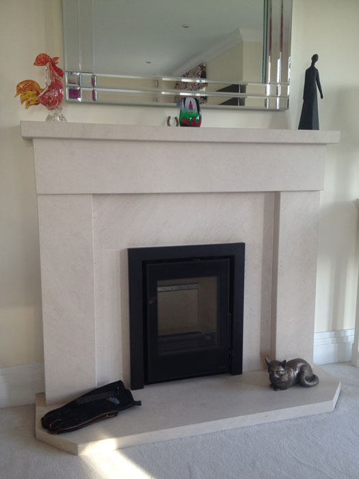 Serenity 40 Inset Wood Burning And Multi Fuel Stove 4 5kw