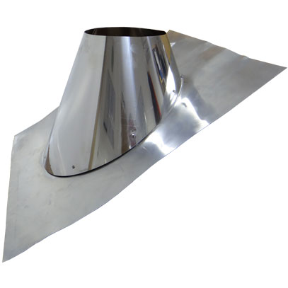 Sflue Stove Flue for Wood Burning Stoves - 125mm - Aluminium