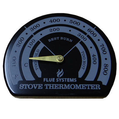 Stove Pipe Thermometer - Fluesystems FS2