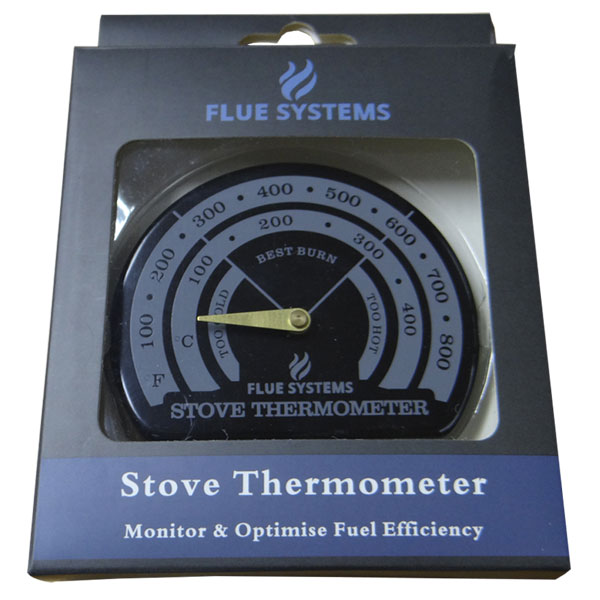 Stove Pipe Thermometer Magnetic Fluesystems Fs2